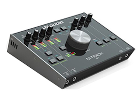 M-AudioM-Track C-Series 8X4M
