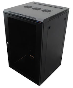 PennElComWM Rack, 600mm x 18U