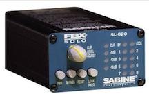 SabineFBXSoloSL-820