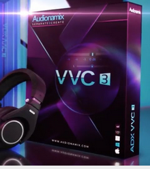 Audionamix VVC3